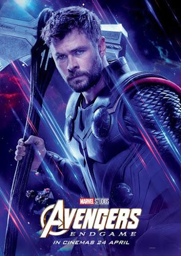 Avengers: Endgame (BRRip 720p Dual Latino / Ingles) (2019)