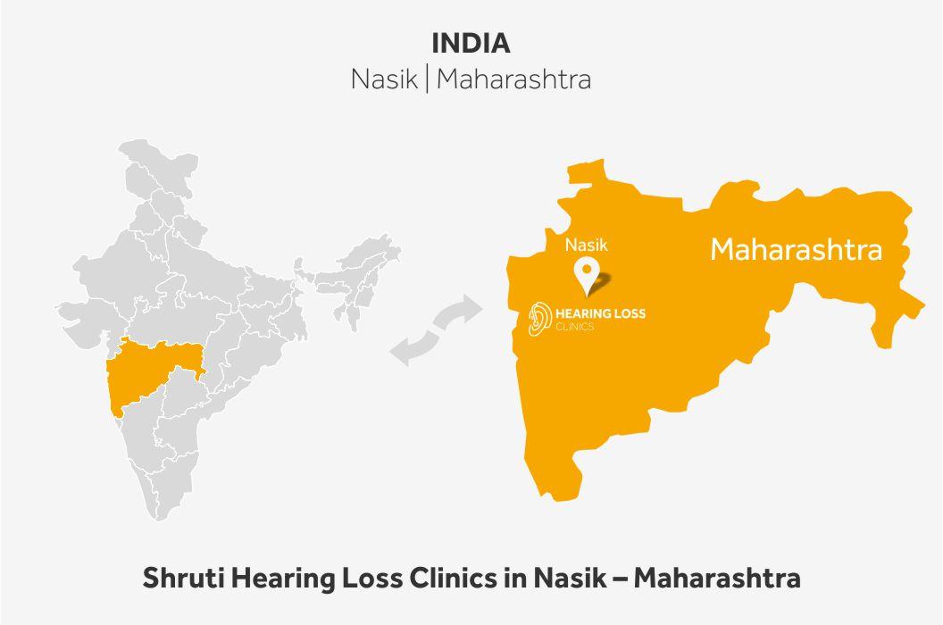 One stop solution for Hearing loss treatmen in Nashik, Maharashtra