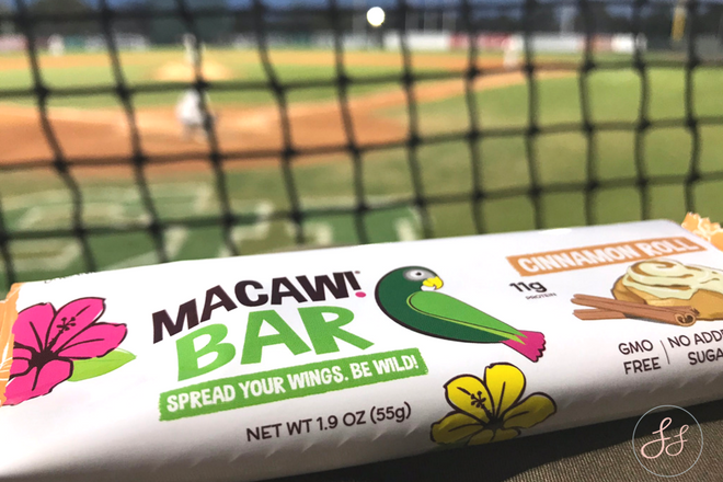 Macaw Foods Review - Natural Protein Bars and Snacks