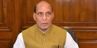 Rajnath Singh Inaugurates HAL Second Tejas Light Combat Aircraft