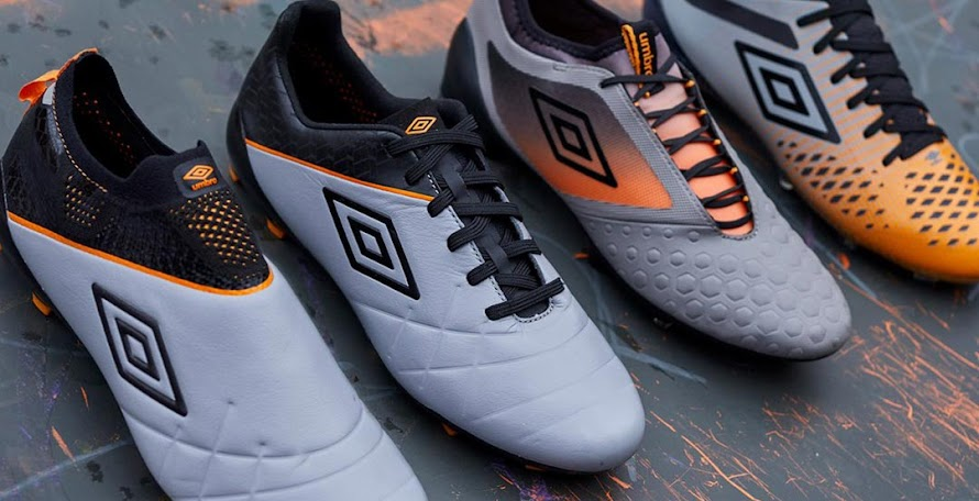 a51d8fa49 Odd 'Grey Flannel & Turmeric' Umbro 2019 Boots Pack Released