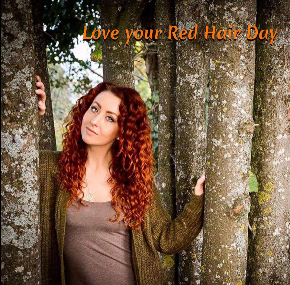 National Love Your Red Hair Day Wishes Unique Image