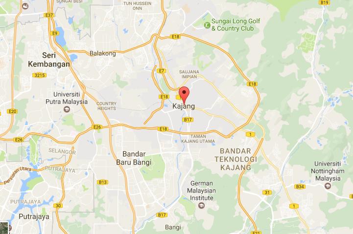 Menagha_artist: Research on Demography of Kajang, Selangor