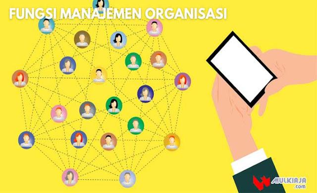 Fungsi Manajemen Organisasi