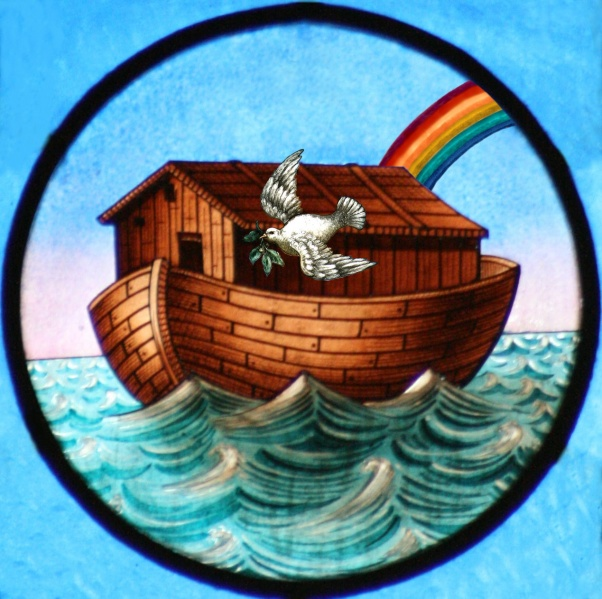 Religious Artist Noahs Ark