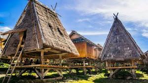 Rumah Lengge, Rumah Tradisional Masyarakat Bima Sambori