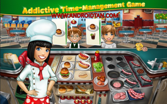Cooking Fever Mod Apk Latest Version