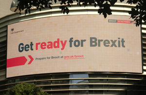 """UK: Cabinet Office prepares for """"inevitable"""" no deal brexit"""
