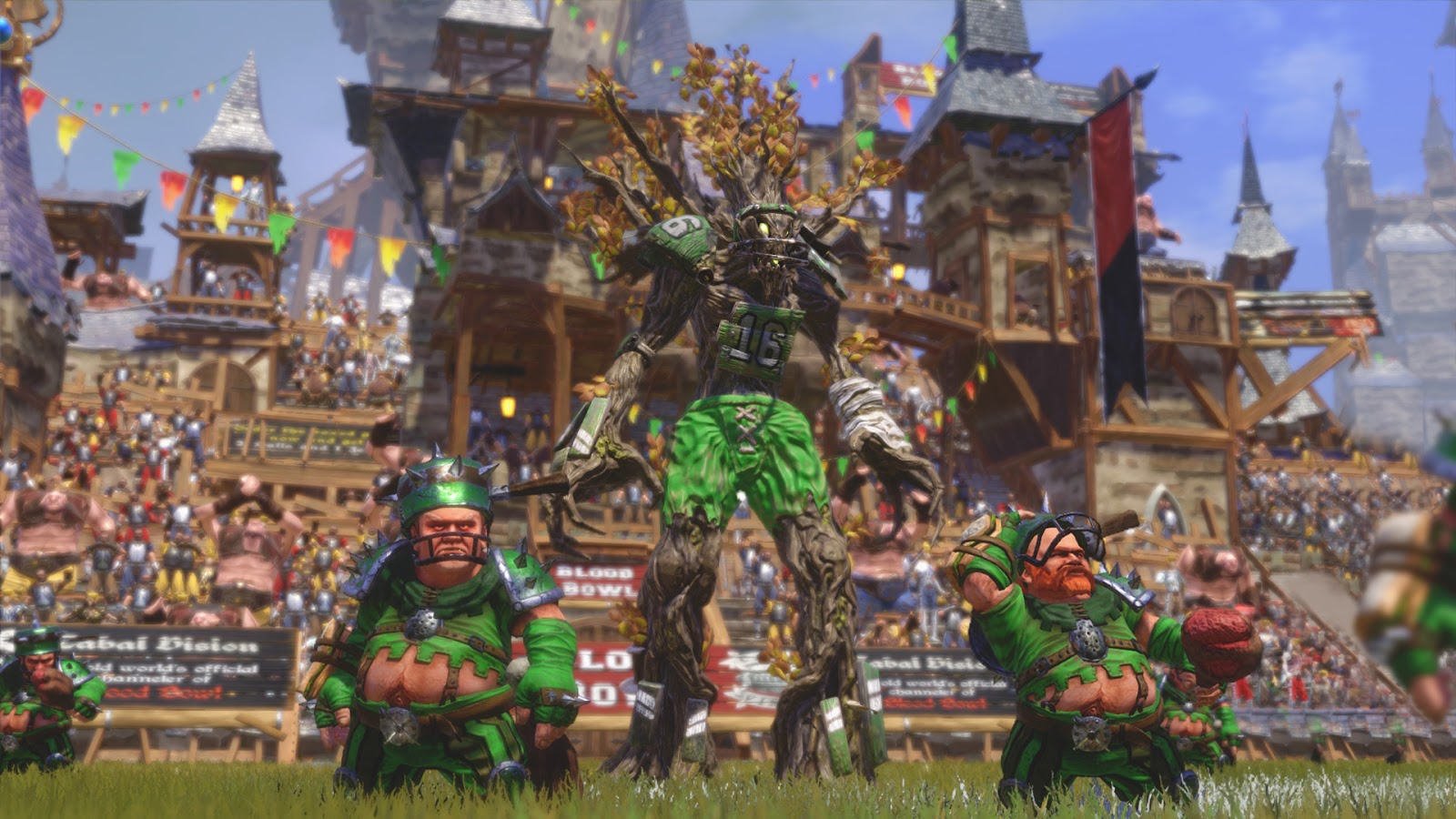 Blood Bowl 2 - Legendary Edition Español Full Crack