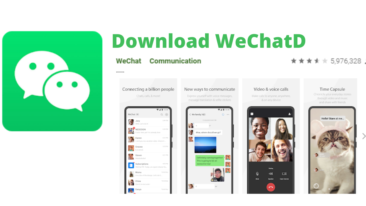 Download WeChat APK Latest Version For Android