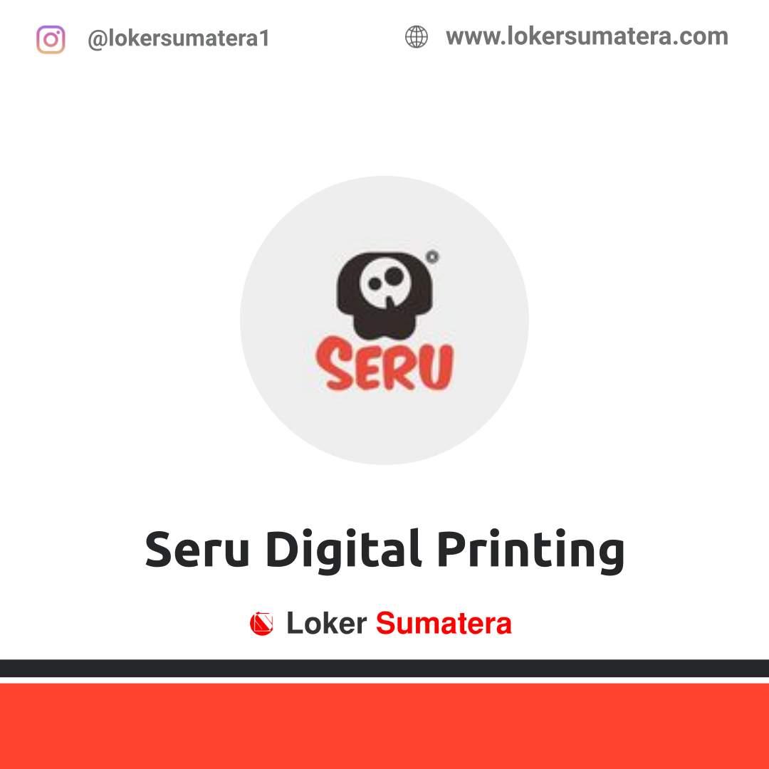 Lowongan Kerja Bukittinggi: Seru Digital Printing Desember 2020