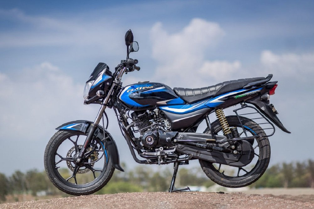 Bajaj Platina 100 Price in India, Mileage, Specifications, Colors, Top Speed and Service Schedule