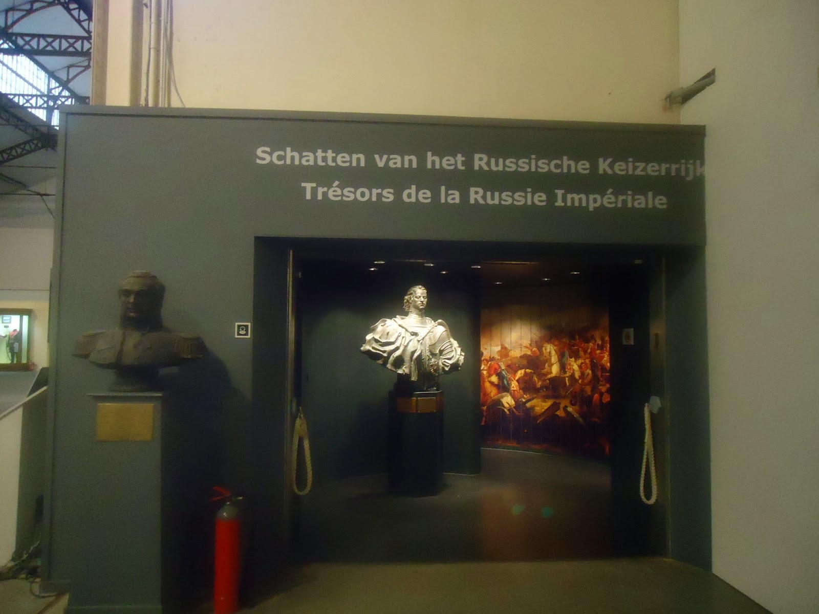 Travel Army History museum Brussels Belgium Russia