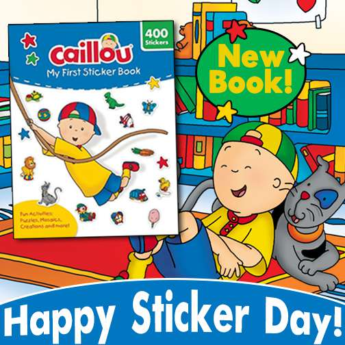 National Sticker Day Wishes Images