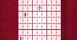 Online Inequality or Greater Than Sudoku (Logical Thinking