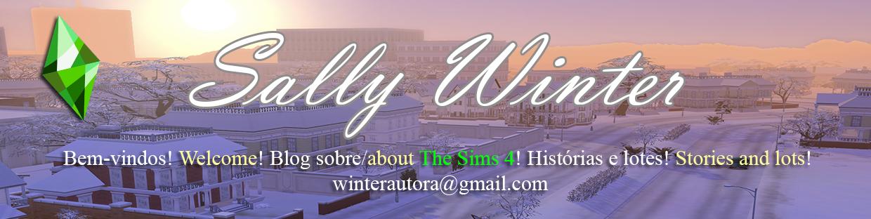 Sally Winter e The Sims