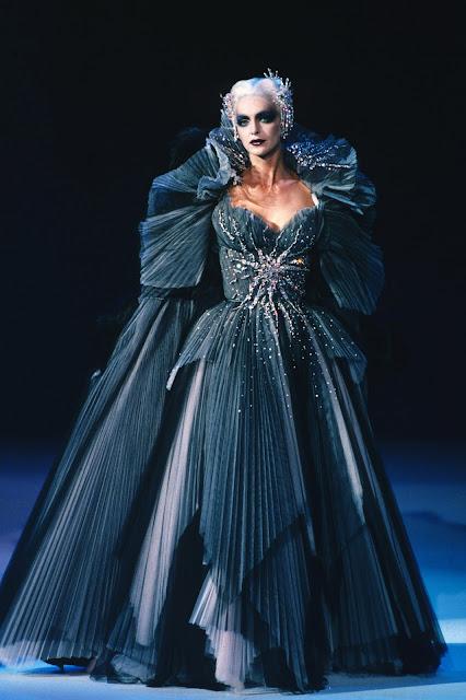 Thierry Mugler Fashion Show