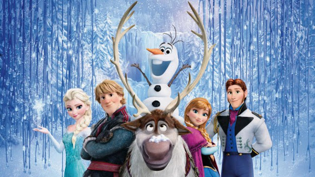 Kumpulan Foto Frozen 1 dan 2 serta Videonya