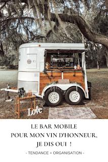 Bar mobile mariage blog un jour mon prince viendra
