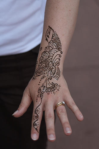 2c76651af 20 Tribal Hand Tattoos For Girls Cancer Ideas And Designs