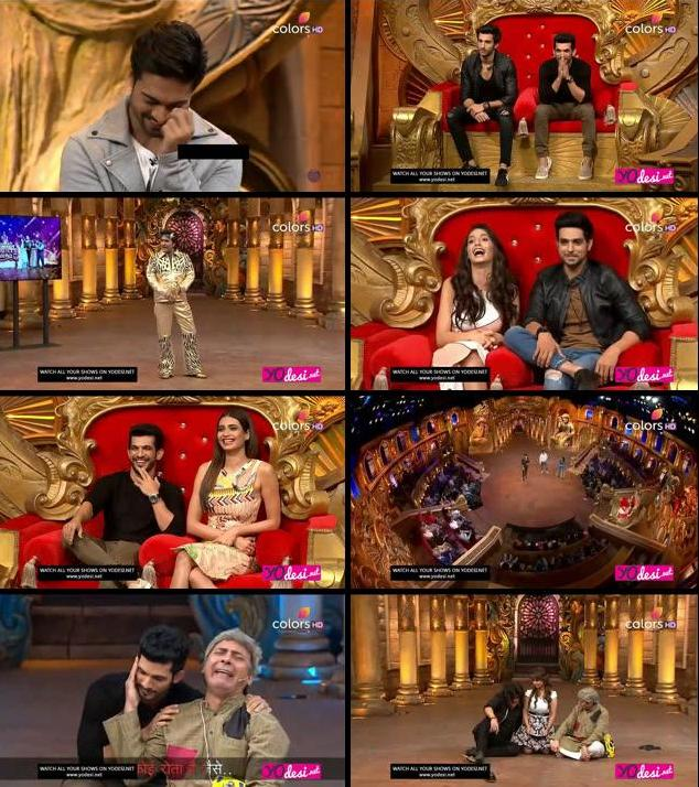 Comedy Nights Bachao 07 August 2016 HDTV 480p