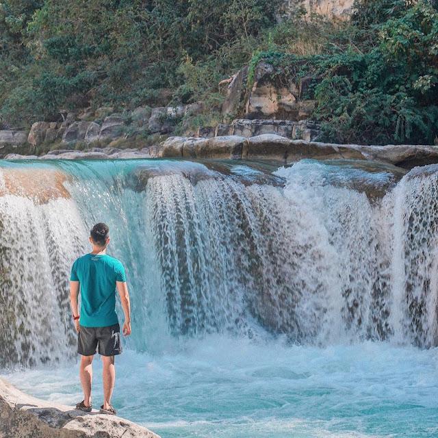 Harga Tiket Masuk dan Lokasi Air Terjun Tanggedu Sumba Timur