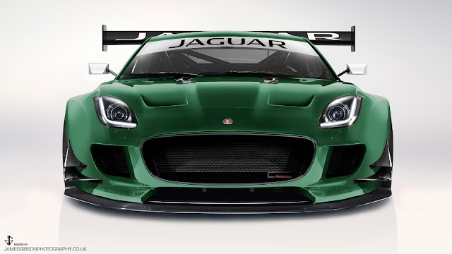 Jaguar Are Reportedly Building F-Type GT4 Racer For Wealthy Customer