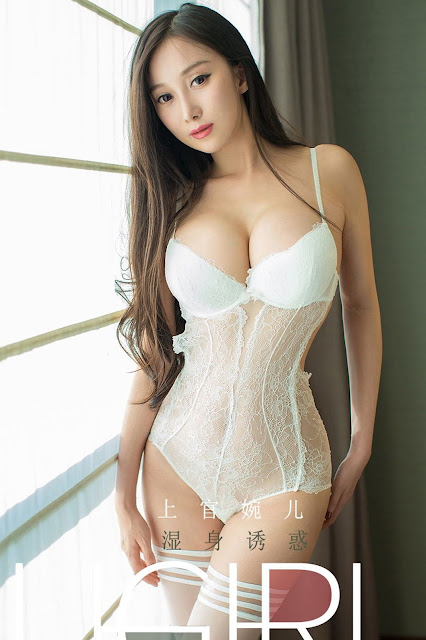 Hot and Sexy photos of beautiful busty asian hottie chick Chinese babe model Shang Guan Wan Er photo highlights on Pinays Finest Sexy Nude Photo Collection site.