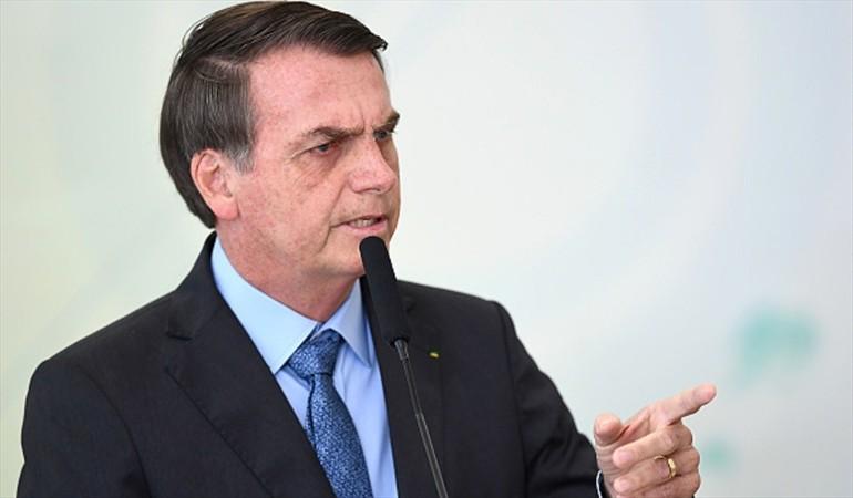 Según Bolsonaro, las ONG serían responsables de incendios en el Amazonas