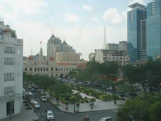 Ayuntamiento Ciudad Ho Chi Minh