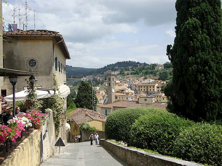 Italian Florence: How To Get To Fiesole From Florence