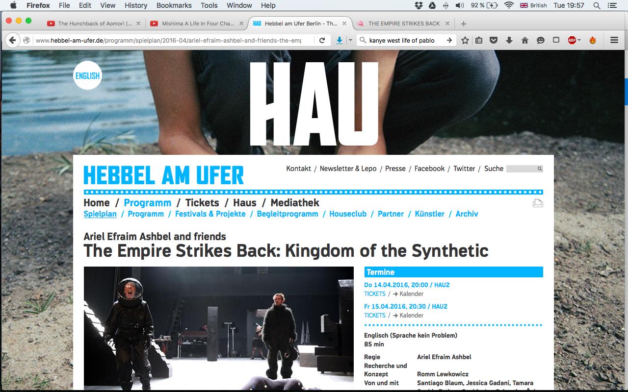 http://www.hebbel-am-ufer.de/programm/spielplan/2016-04/ariel-efraim-ashbel-and-friends-the-empire-strikes-back/2427/