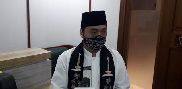 Kata Mega Jakarta Amburadul, Begini Tanggapan Wagub Riza Patria