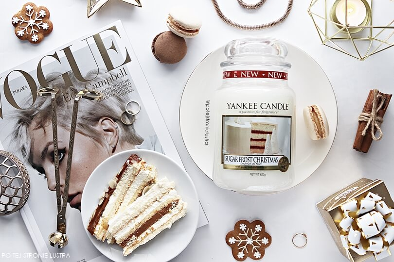 yankee candle sugar frost christmas 2018