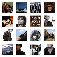 Bon Jovi Crush copertina