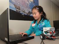 Robot Coding Menjadi Kegemaran Baru Anak-Anak di Cina