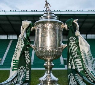 Hibernian FC Scottish Cup winners 2016