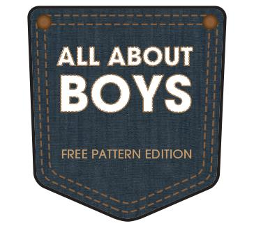 All About Boys: Free Pattern Edition (Featuring: Basic Tee & Sunny Day Shorts)