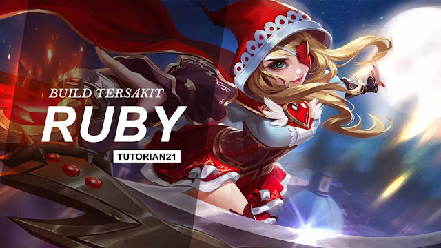 Build Ruby Mobile Legends Tersakit