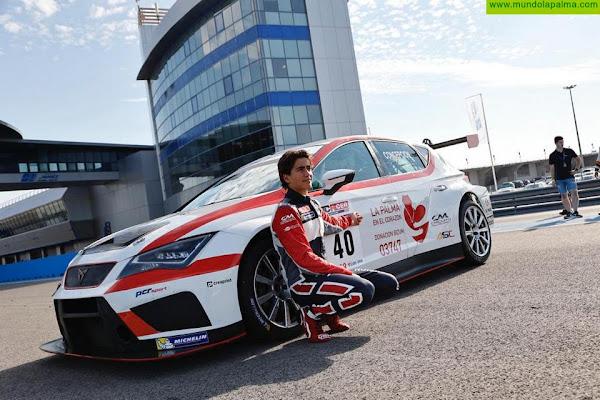 Nuevo pódium para Santi Concepción Jr en el campeonato de España – circuito de Jerez