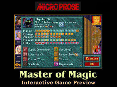 Master of Magic Puzzle