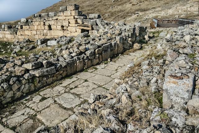 Ruinas de la Puerta de San Felipe