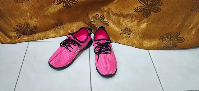 Beli Kasut Amsdex Women's Racer Sneakers di Shopee Malaysia