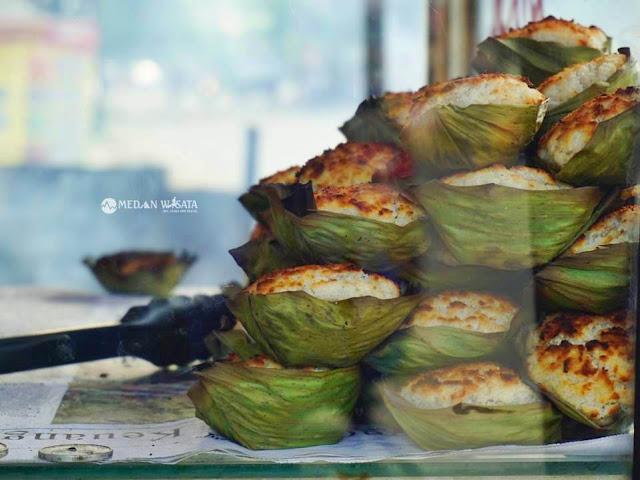 Kue Bika Cemilan Khas dari Sumatera Barat