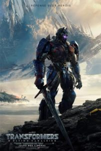 Transformers 5: O Último Cavaleiro - Legendado