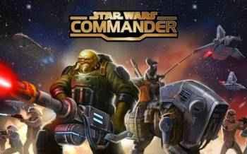 لعبة Star Wars Commander