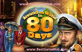 Hidden Object Adventure - Around the World in 80 Days PC Game Free Download