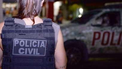 Irmão de 'conselheiro de guerra' de facção criminosa atuante no Oitão Preto é preso no Piauí
