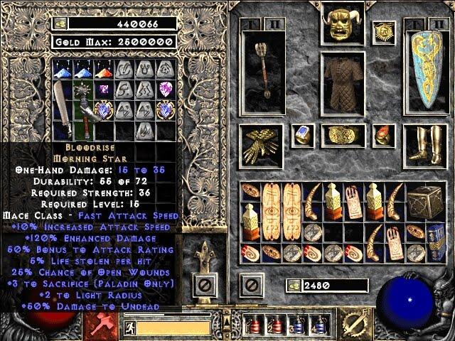 Diablo II Ramblings: 2011