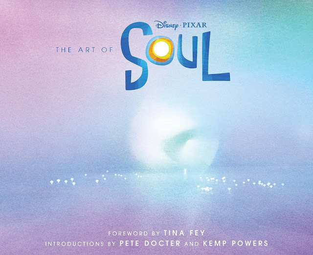 The Art of Soul Book Cover